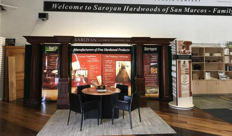 A Year in Review: 2017 at Saroyan Hardwoods 5