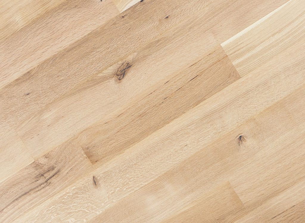 Light Rustic Rift and Quartered White Oak Flooring