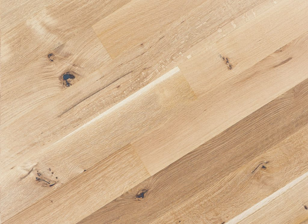 Rustic Rift and Quartered White Oak Flooring