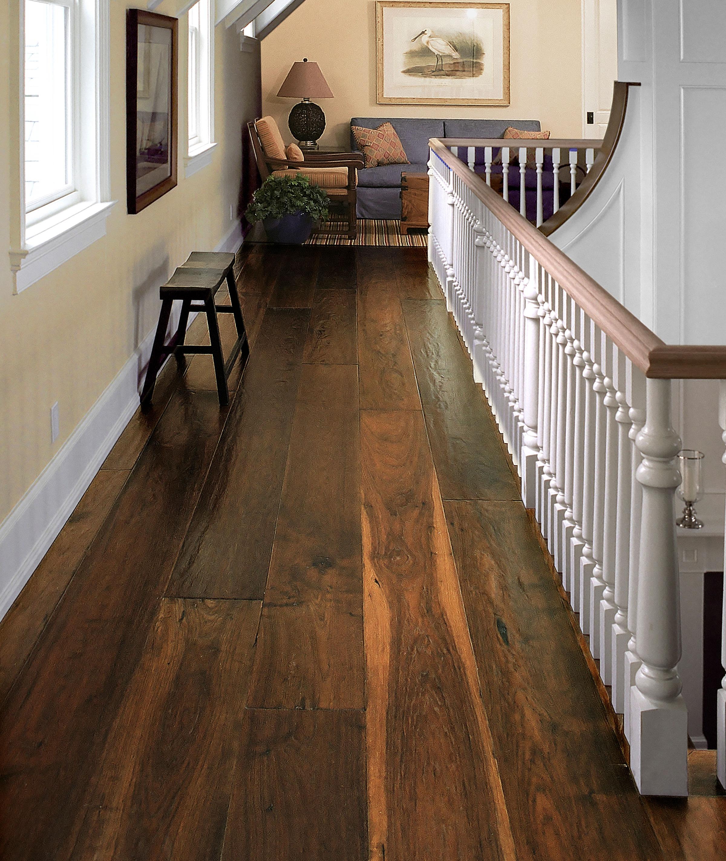 Hickory Pecan Flooring Saroyan Hardwoods