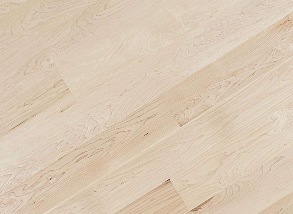 First Grade or Select Maple Hardwood Flooring
