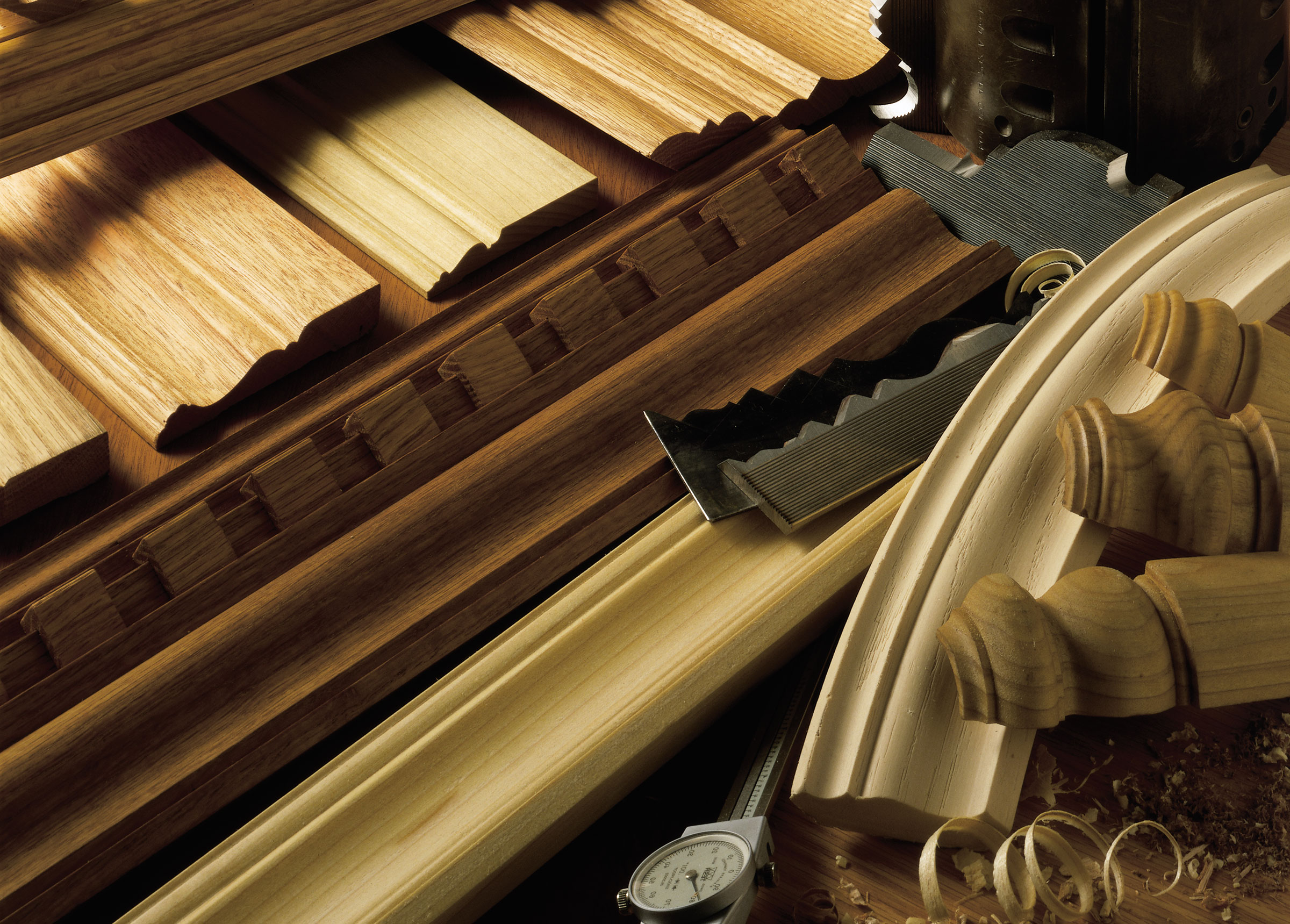 Hardwood Mouldings Saroyan Hardwoods