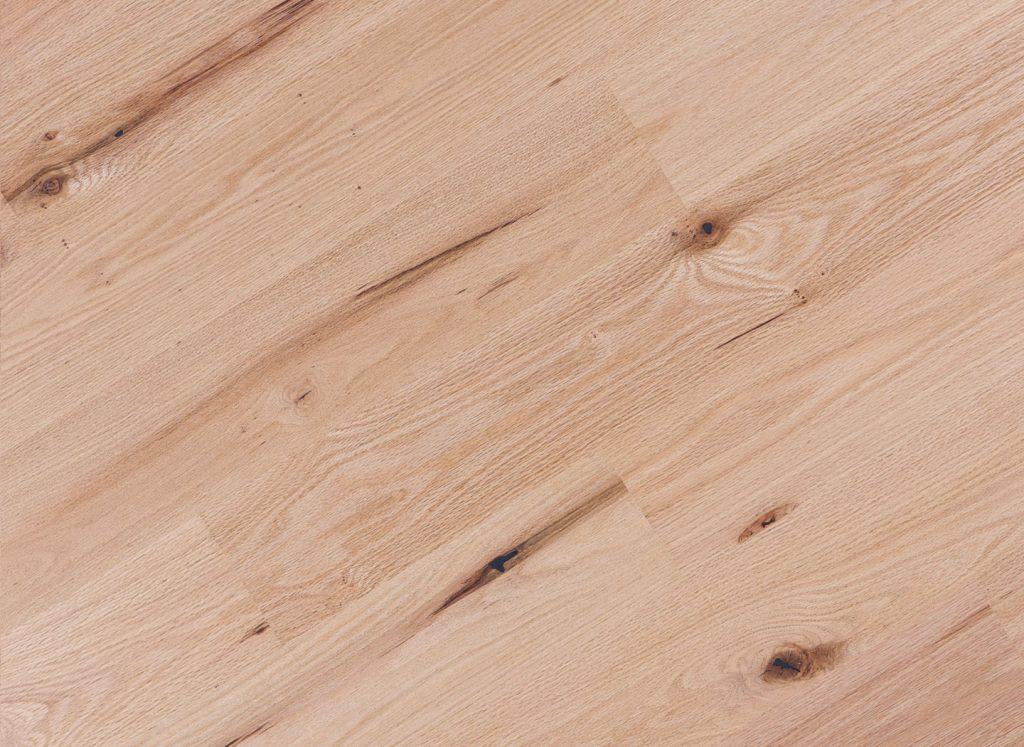 Light Rustic Red Oak Flooring