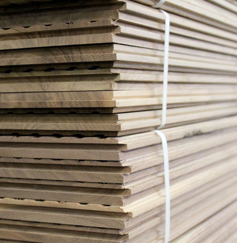 Solid Hardwood Flooring at Saroyan Hardwoods