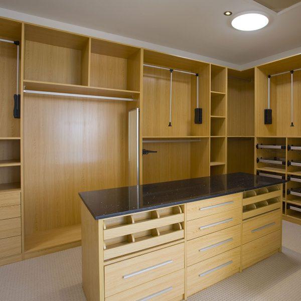 Saroyan-Hardwoods-Melamine-Custom-Closet-Project