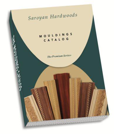Saroyan-Hardwoods-Moulding-Catalog
